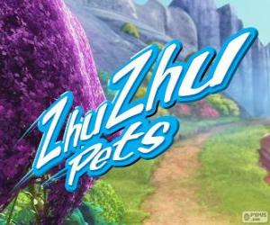 puzzel Zhu Zhu Pets logo