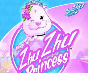 puzzel Zhu Zhu Pets Princess