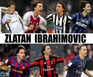 puzzel Zlatan Ibrahimović