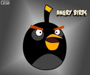 puzzel Zwarte vogel (Black Bird)
