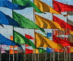 Vlaggen, Emblemen en Logos's leguzzels