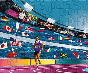 Beroemde Atleten leguzzels