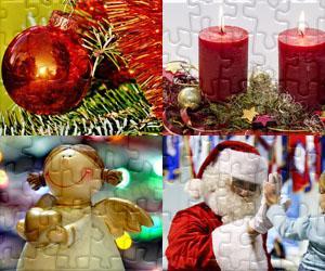 Kerst - Kerstmis leguzzels
