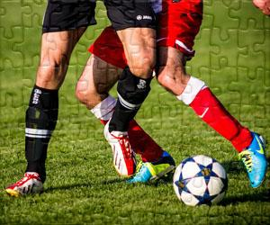 Voetbal leguzzels