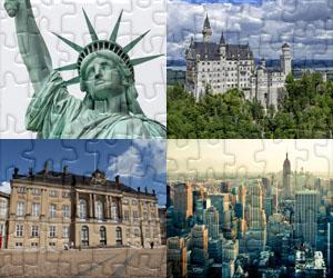 Huizen, Steden en Monumenten leguzzels
