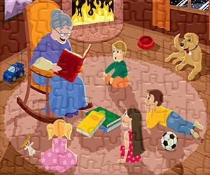 Kindersprookjes leguzzels