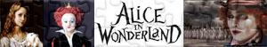 Puzzles de Alice in Wonderland - Tim Burton