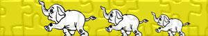 Puzzles de Olifanten