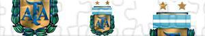 Puzzles de Argentinië Football League - Eerste Divisie AFA
