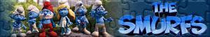 Puzzles de De Smurfen, film