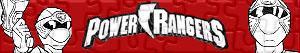 Puzzles de Power Rangers