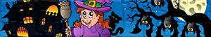 Puzzles de Halloween feest