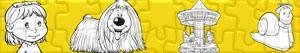 Puzzles de The Magic Roundabout - Minimolen