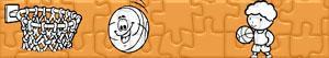 Puzzles de Basketbal