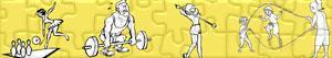 Puzzles de Overige sport en spel