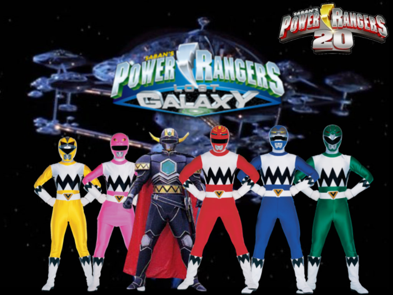 power rangers galaxy puzzle