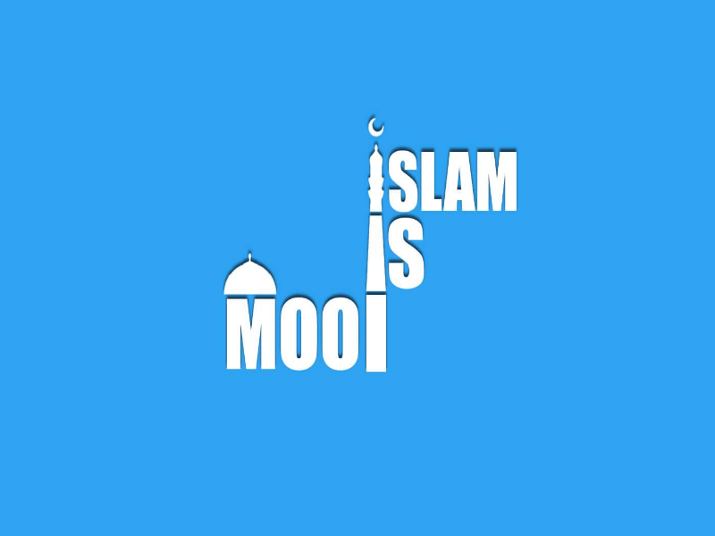 Islam Is Mooi puzzle